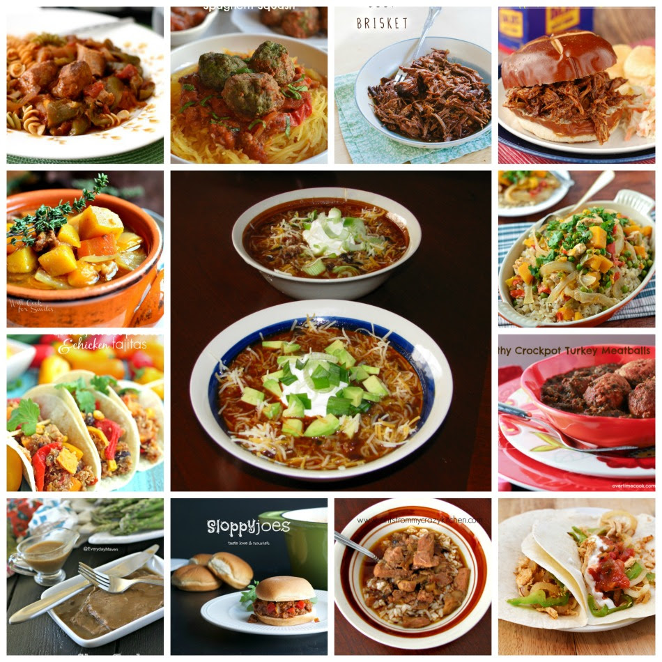 95 Easy Crock Pot Dinners - Rants From My Crazy Kitchen