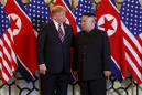 Trump, at North Korea summit, distracted by Cohen