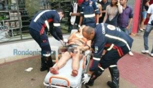 Homem apanha em boate, atira contra taxi e fere quatro pessoas
