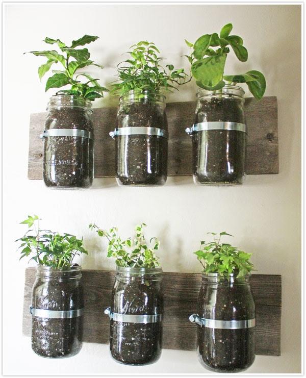 Indoor Herb Garden Diy