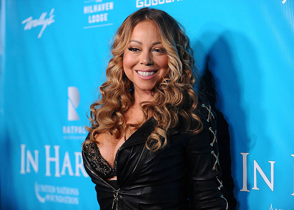 LOS ANGELES, CA - AUGUST 10:  Mariah Carey attends a special event for UN Secretary-General Ban Ki-moon on August 10, 2016 in Los Angeles, California.  (Photo by Jason LaVeris/FilmMagic)