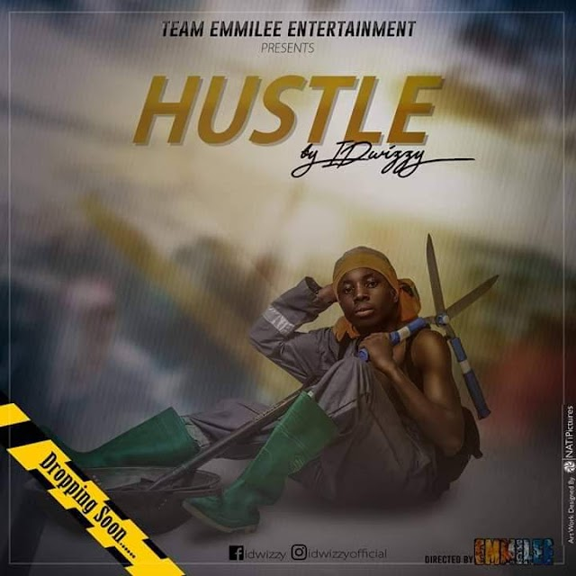 MUSIC: ID Wizzy - Hustle (Mix'd. Strategymix)