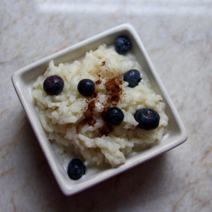 Leftover Rice Breakfast Pudding — MealDiva