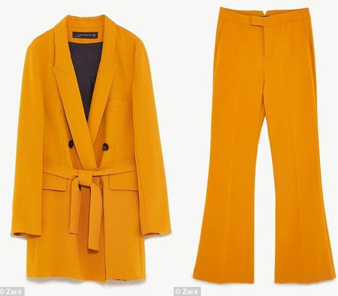 Không váy cưới lộng lẫy, mỹ nhân siêu vòng 1 Emily Ratajkowski bình dân với bộ suits cưới của Zara giá hơn 4 triệu đồng - Ảnh 5.