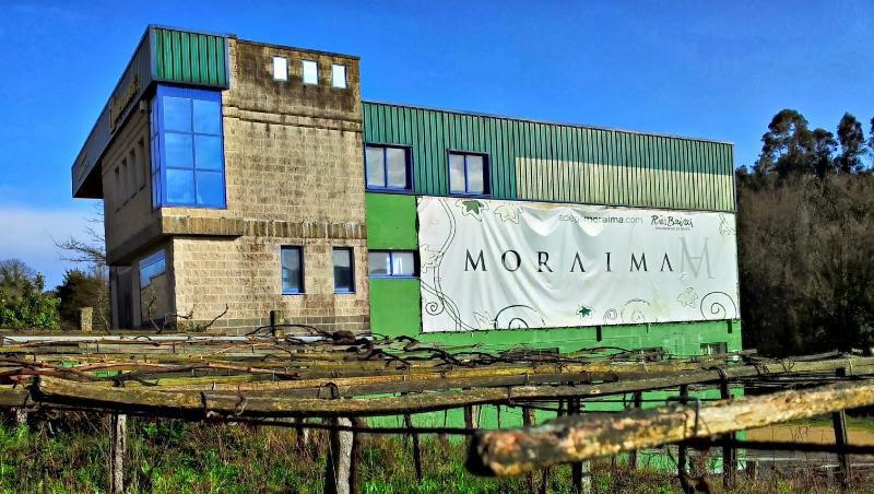 Viña Moraima de Barro recibe 975€ de axuda agrogandeira da Deputación