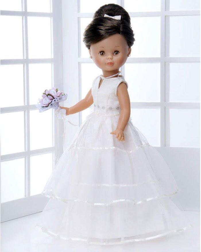 Foto Nancy colección novia reedición año 2012