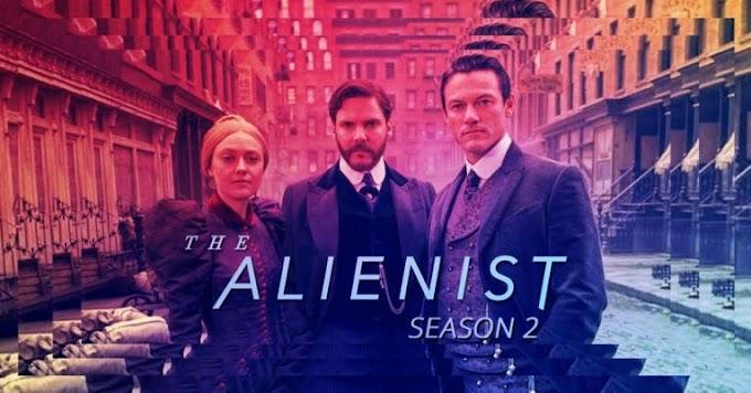 The Alienist Season 2 (2020)  480p 720p WebRip Dual Audio (Hindi+English) | Netflix Series