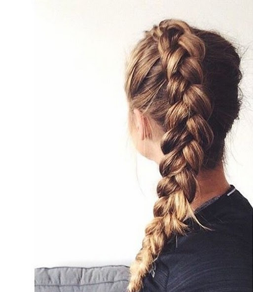 20 Easy and Chic Hairstyles  for School  Girls Pretty Designs