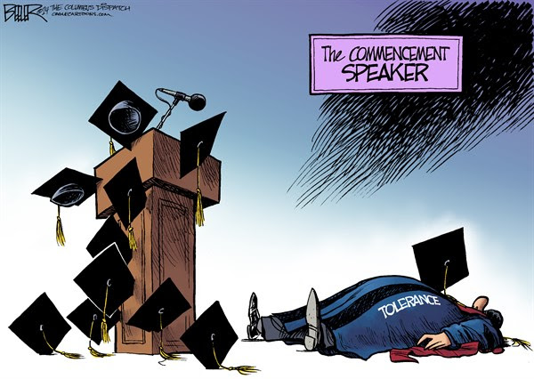 Image result for student protest political cartoons