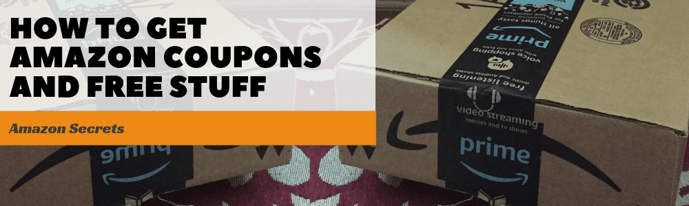 Amazon Secrets How To Get Amazon Codes And Coupons For Free Stuff