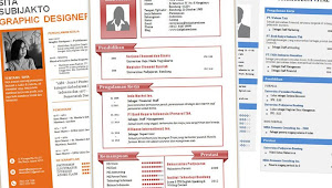 Cara Membuat Curriculum Vitae (CV) Kreatif Yang Menarik HRD