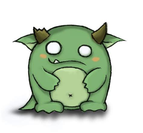 cute monsters cute cartoon monster  marinka