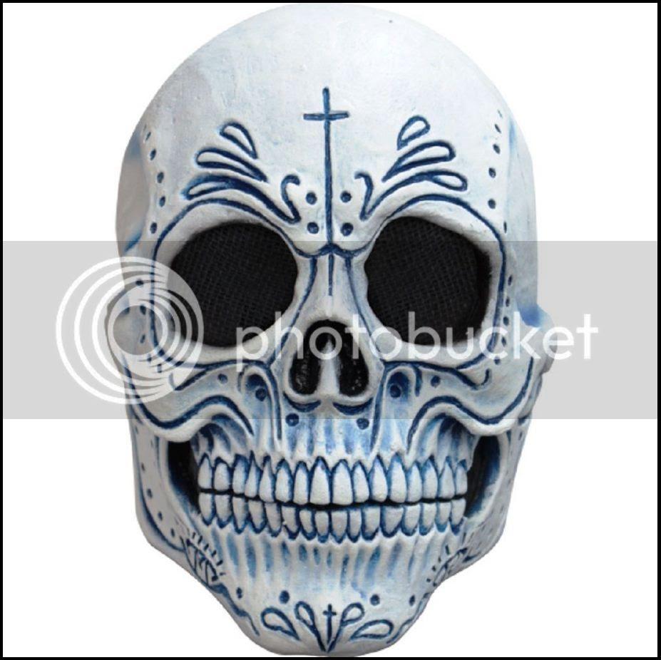 Compra Mascara Latex Catrin Adulto Día Muertos Disfraz Halloween