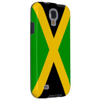 Flag of Jamaica Galaxy S4 Case