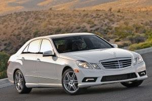 2012 Mercedes-Benz E-Class E550 Sport 4MATIC What's it Worth?