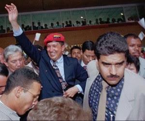 maduro 300x250 ¿De dónde viene Nicolás Maduro? (Una Revisión Bibliográfica)