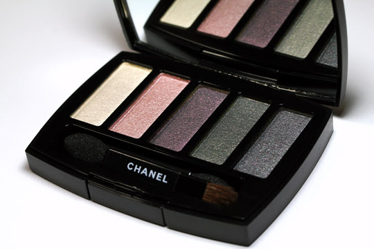 chanel eyeshadow in
