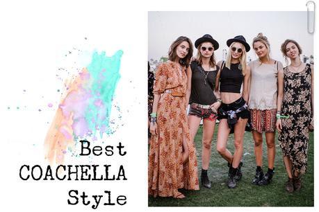 BEST COACHELLA STYLE