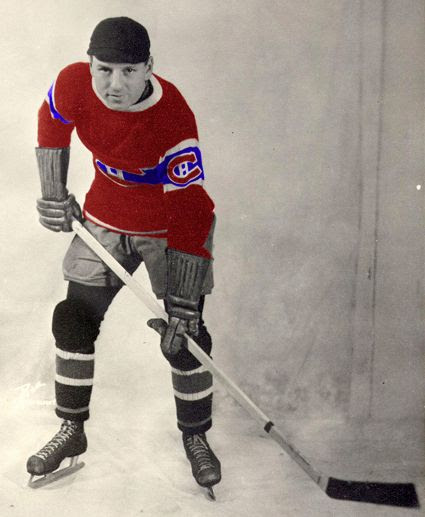 1933-34 Montreal Canadiens jersey, 1933-34 Montreal Canadiens jersey