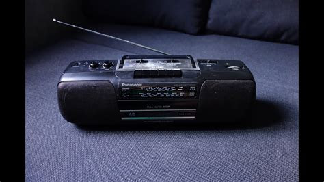 teardown  repair  panasonic rx fs stereo radio