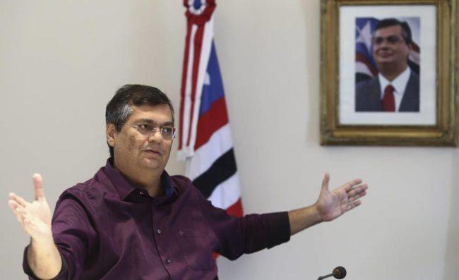 Governador Flávio Dino (PCdoB)
