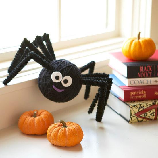 Friendly Halloween Spider