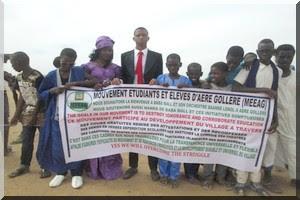 Haîré Golléré Wouro Naye reçoit Baba Maal triomphalement ![PhotoReportage]