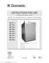 Kühlschrank Dometic Rm 7401 L