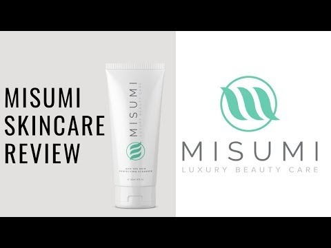 Misumi Skincare Review Blemish Clear Body Wash Pore Purifying