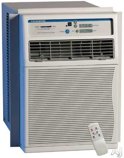 Fedders portable air conditioner a6p09s2bcom air for 1200 btu air conditioner window