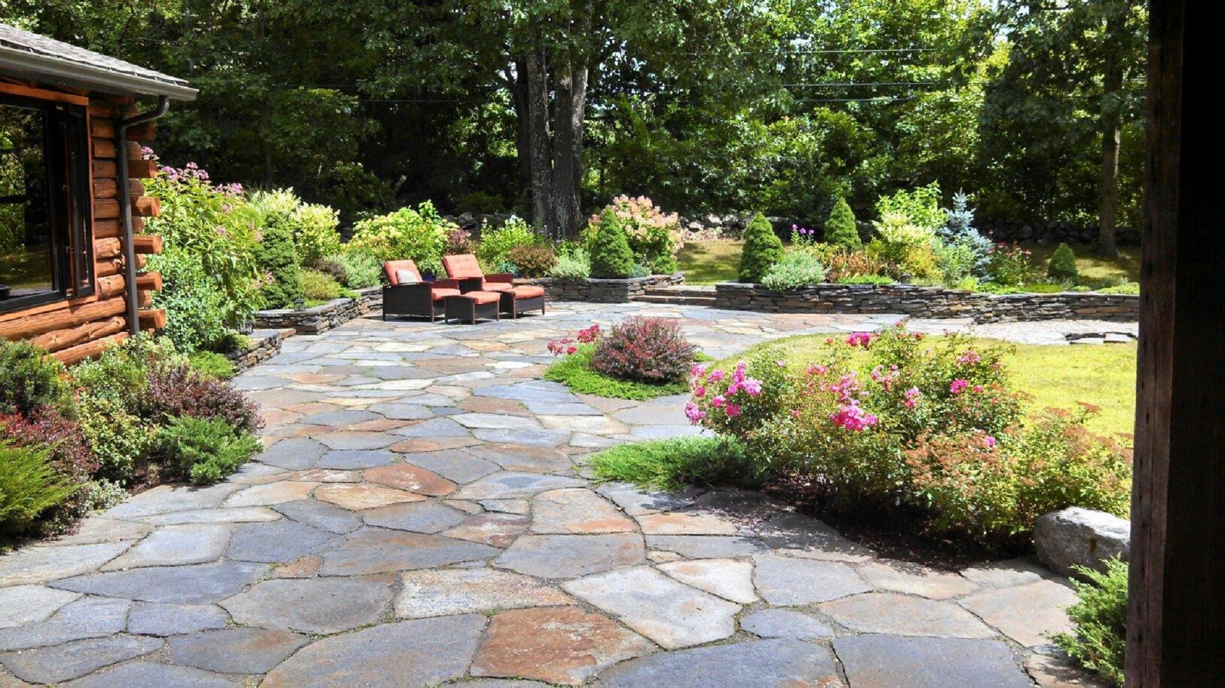 Desgin your own patio   Garden Design for Living
