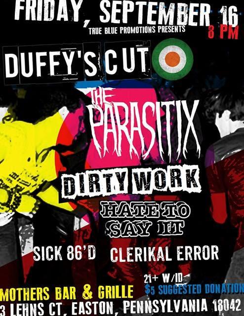 Duff's Cut