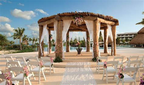 Secrets Maroma Wedding   Modern Destination Weddings