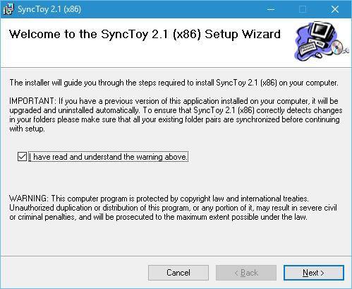 synctoy-warning