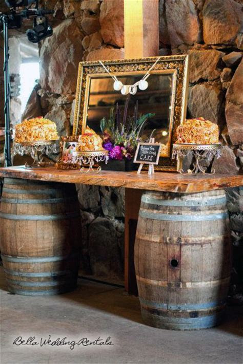 Whiskey Barrel Rentals