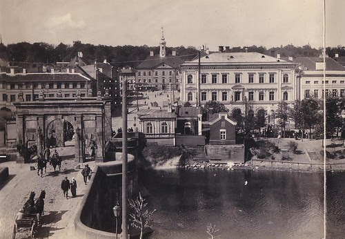 Tartu bridge