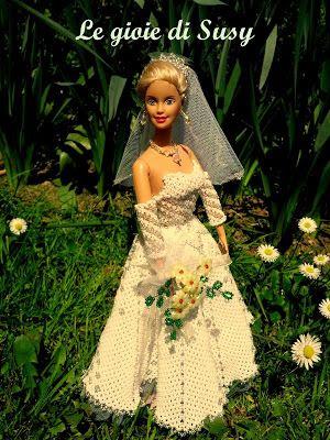 Le gioie di Susy: Barbie sposa romantica