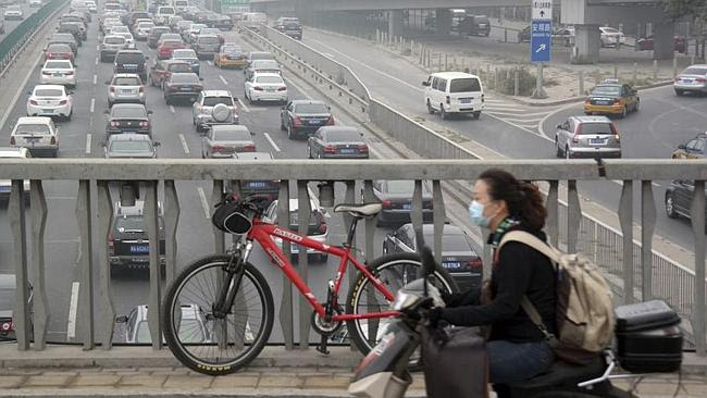 Are Australian cities at risk of becoming like Beijing? AP Photo CHINA OUT