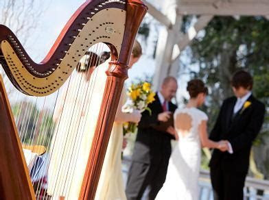 Top 10 Wedding Requests for Solo Harp ? DRS Music