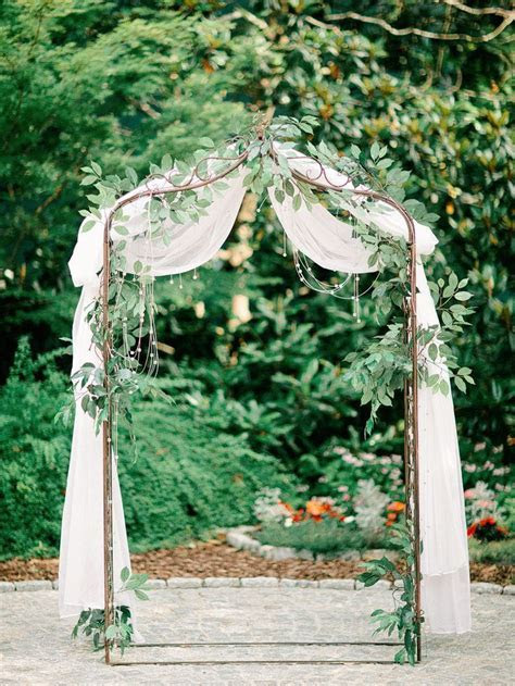 55 best images about DIY Wedding Arches on Pinterest