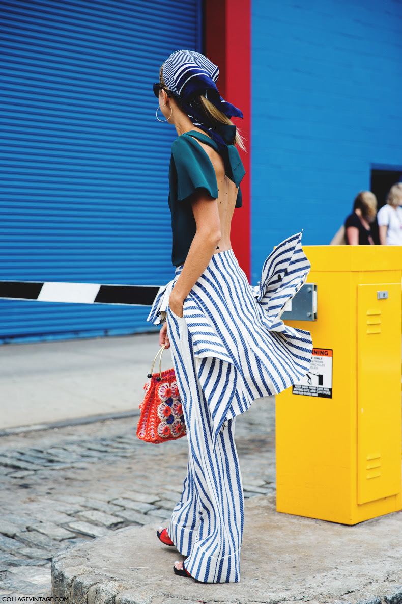 New_York_Fashion_Week_Spring_Summer_15-NYFW-Street_Style-Natalie_Joos-Open_Back-Scarf-Stripes-4