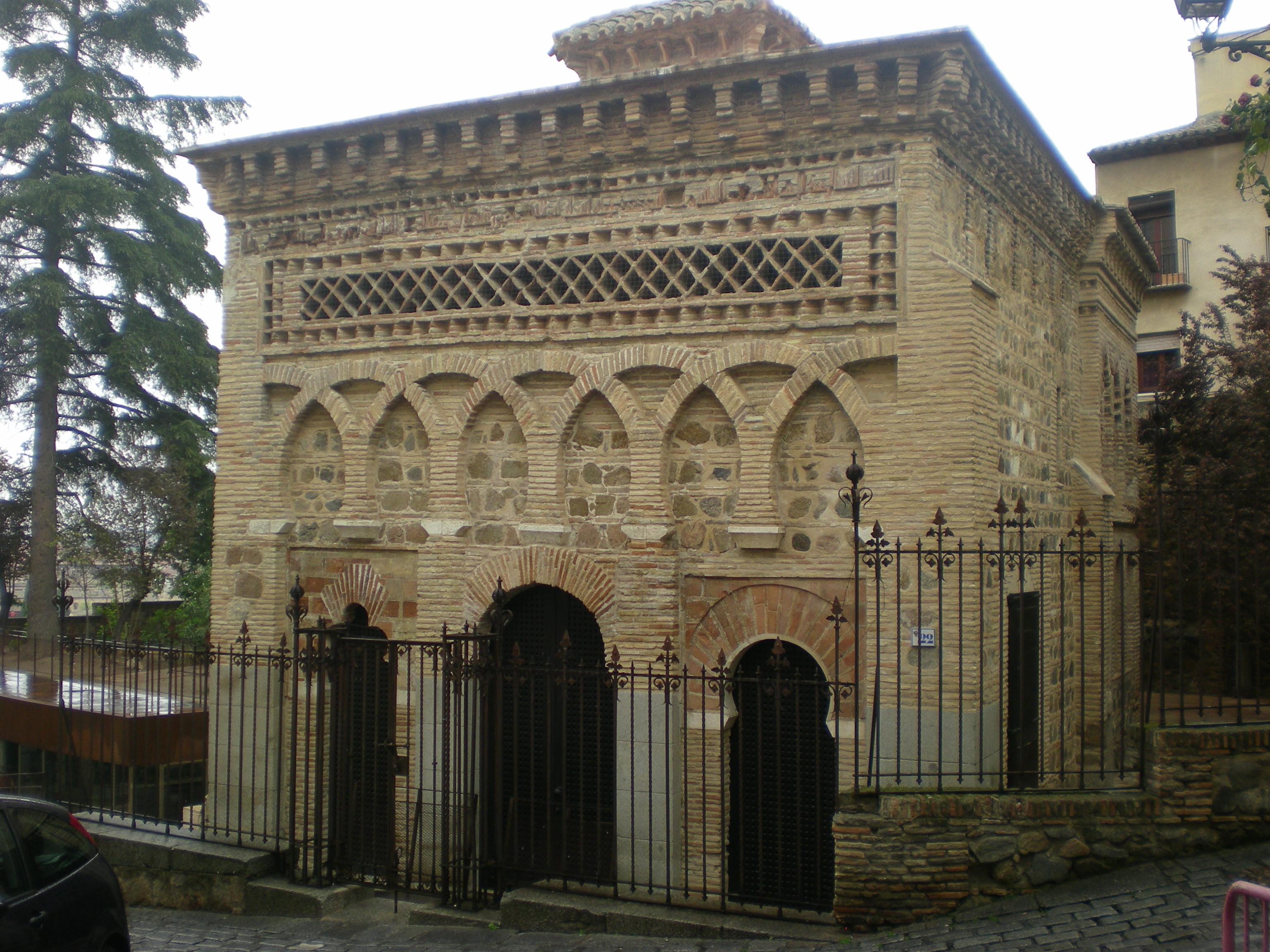 Resultado de imagen de Mezquita del Cristo de La Luz