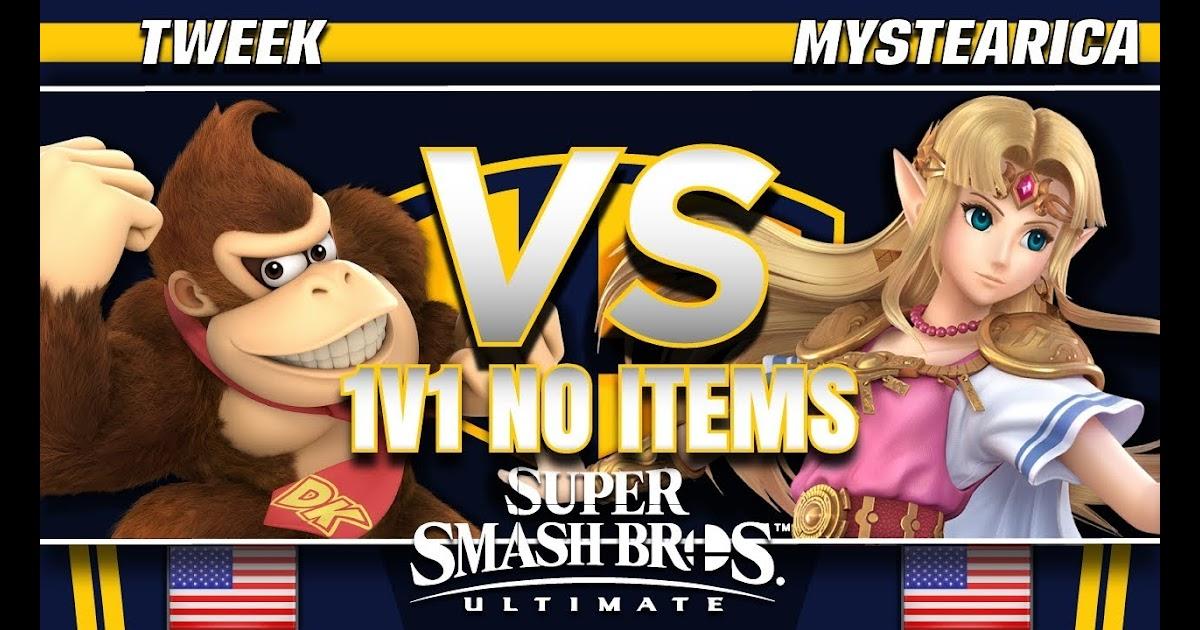 Most Valuable Gaming Tweek (DK) vs  Mystearica (Zelda