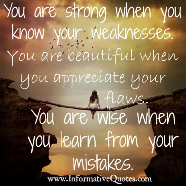 Learn From Your Mistakes Quotes May 2013 The Da Abrams Blog