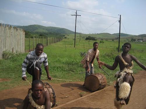 gate dancers