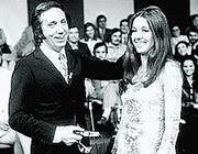 Mike e Sabina Ciuffini