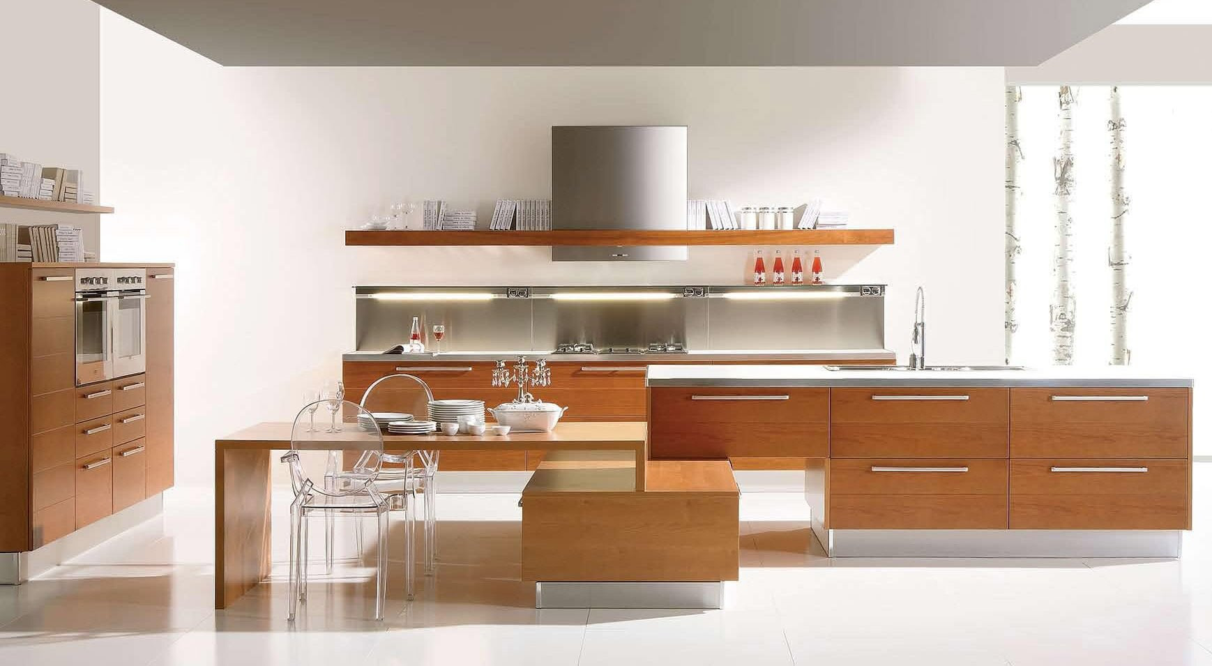 30+ Modern Kitchen Design Ideas for Inspiration 2016