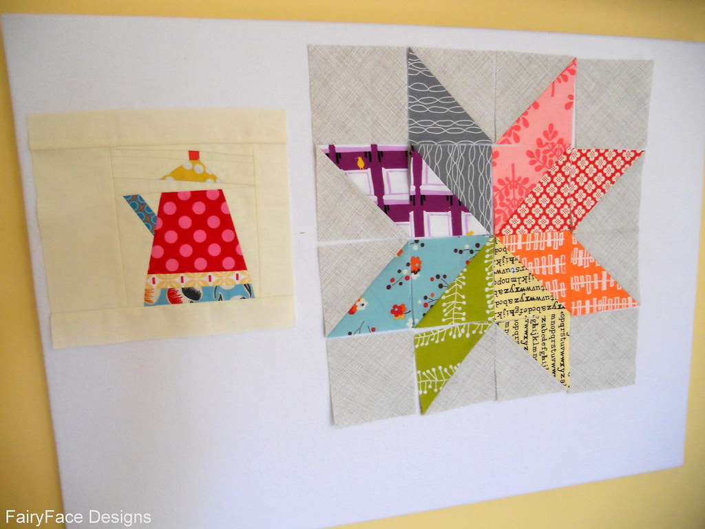 Small design wall