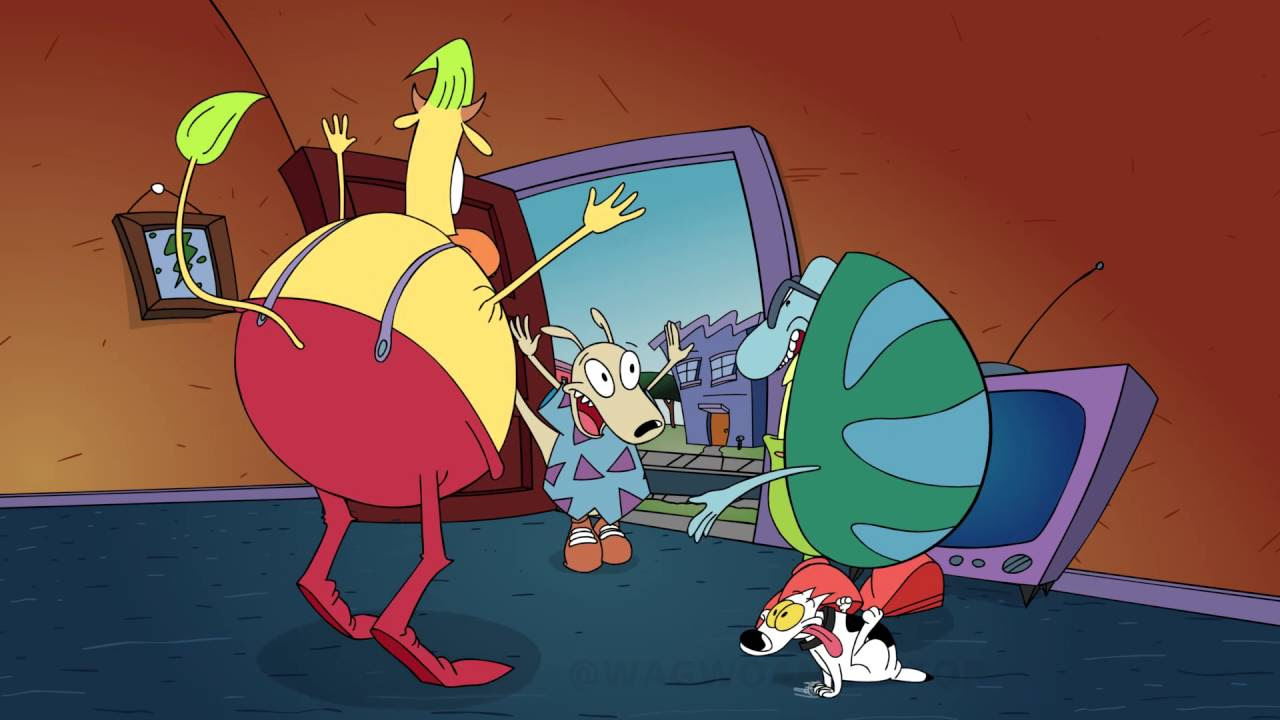 Rocko's Modern Life returning for one-hour even-more-modern special screenshot