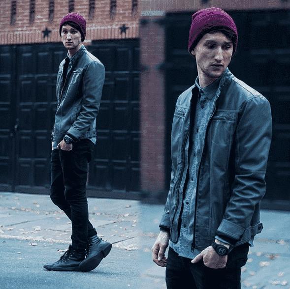 Moda Hipster Outfits para Guys (9)